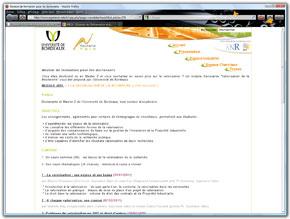 Voir le site internet d'Aquitaine Valorisation
