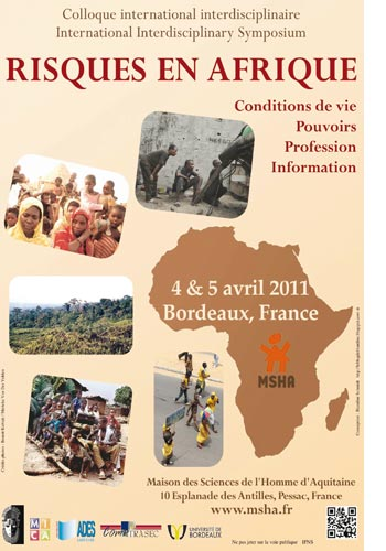 You are currently viewing Colloque international « Risques en Afrique »