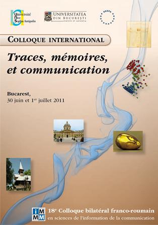 You are currently viewing Appel à communication : Colloque International de Bucarest