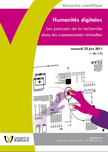 You are currently viewing Premières rencontres Humanités digitales