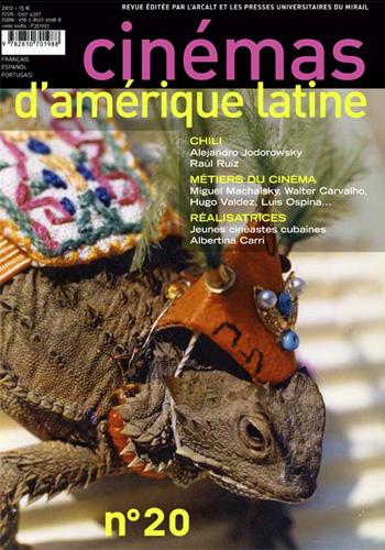Revue Cinéma d'Amérique Latine #20 (collectif)