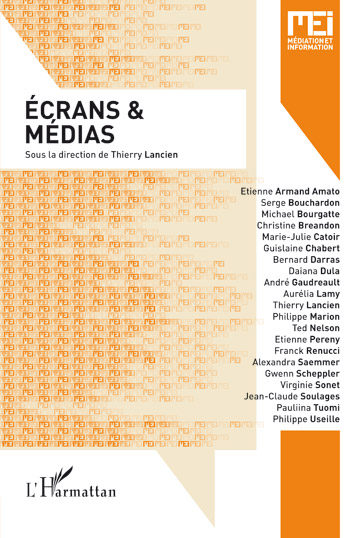 You are currently viewing Ecrans et médias (collectif)