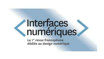Revue Interfaces numériques n°5