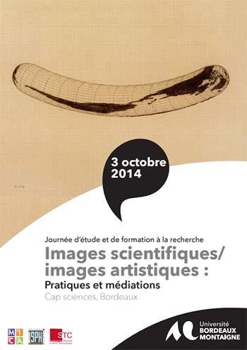 Journée d'étude : Images scientifiques/ images artistiques : Pratiques et médiations