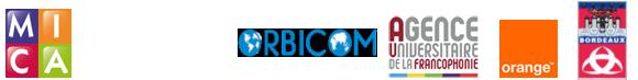logos partenaires chaire UNESCO novembre 2014 - Université Bordeaux Montaigne