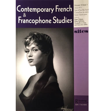 You are currently viewing Contemporary French and Francophone Studies