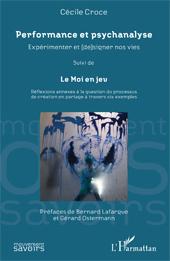Couverture de Performance et psychanalyse de Cécile Croce