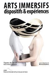 Couverture Arts Immersifs - Figure de l'art n°26