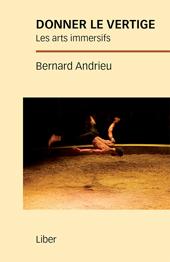Couverture Donner le vertige de Bernard Andrieu
