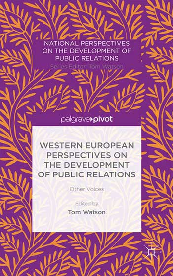 western european perspectives on the development of public relations
