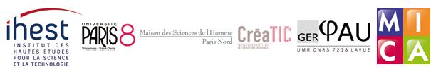 logos partenaires colloque Innovation et prospective novembre 2015