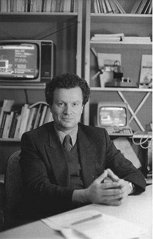 Yves Stourdzé