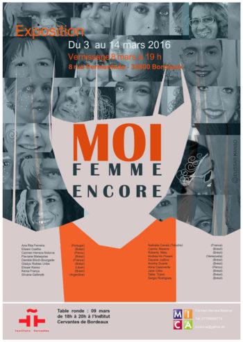 Exposition : Moi / Femme / Encore