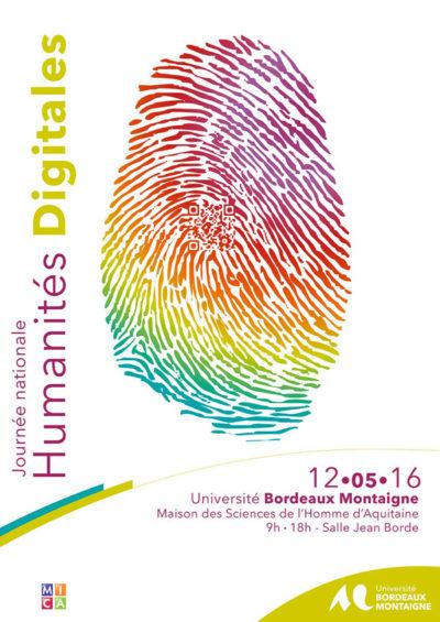 Journée nationale Humanités Digitales