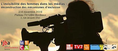 L'invisibilité des femmes dans les médias : déconstruction des mécanismes d'exclusion