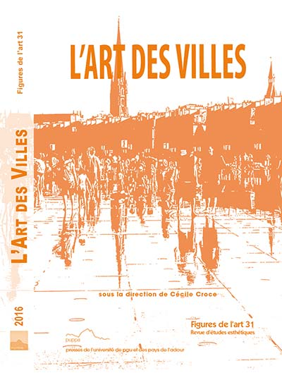 Présentation de l'ouvrage « L'Art des villes »