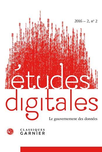 études digitales : le gouvernement des données