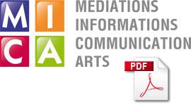 Télécharger le logo du MICA avec texte en PDF