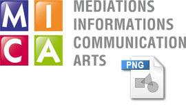 Télécharger le logo du MICA en PNG