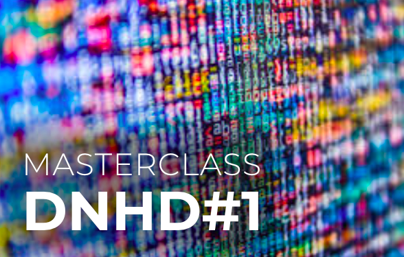 MasterClass – DNHD #1 : HyperEdition, documentarité, technologies intellectives