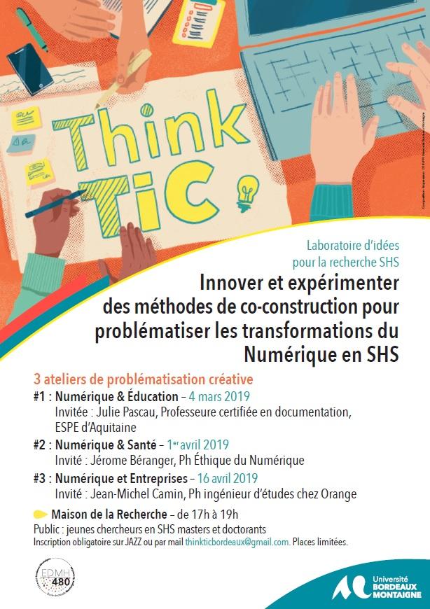 Think TIC – Laboratoire d'idées pour la recherche SHS