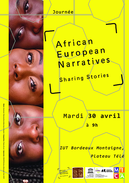 Journée African European Narratives 2019