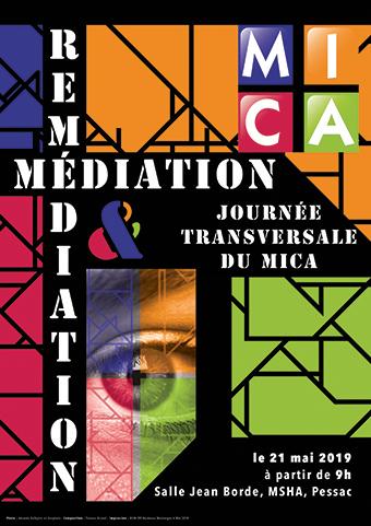 Journée Transversale MICA – Médiation et Remédiation