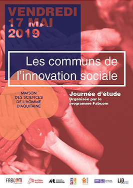 Fabcom – Les communs de l'innovation sociale