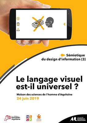 Journée d'étude Le langage visuel est-il universel ?