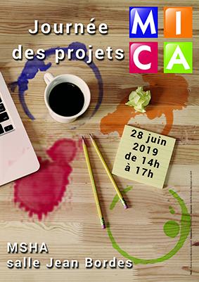 Journée des projets du MICA 2019