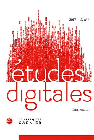 You are currently viewing Études digitales: Immersion