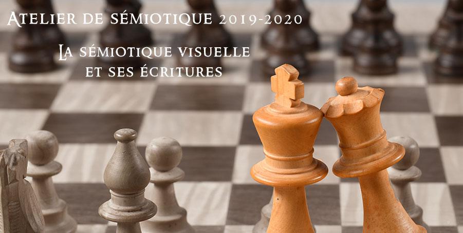 You are currently viewing La sémiotique visuelle et ses écritures – Atelier n°3 de sémiotique 2019-2020