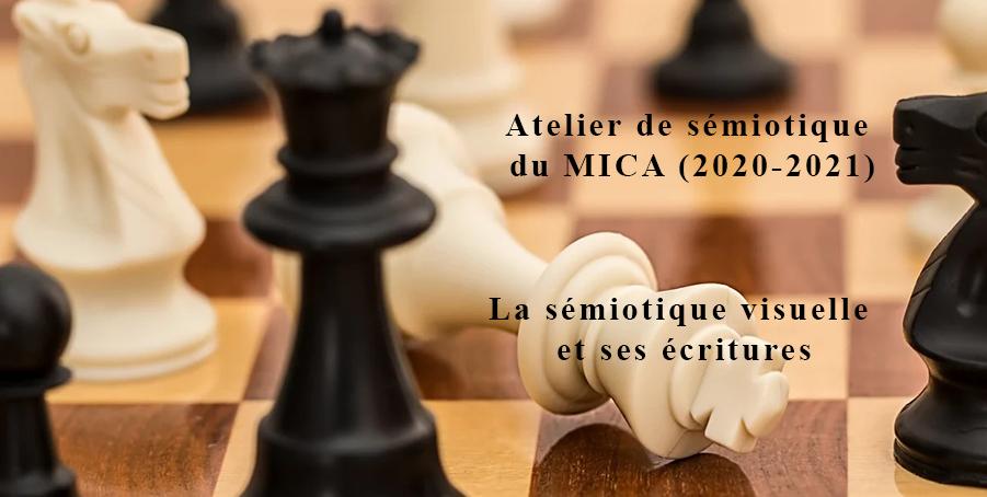 La sémiotique visuelle et ses écritures – Atelier 2/2021
