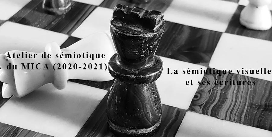 La sémiotique visuelle et ses écritures – Atelier 3/2021