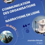 Journée d'étude - Communication des Organisations et Narrations en ligne