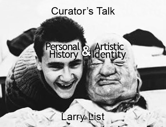 You are currently viewing ADS Communication – Larry LIST, curator indépendant, New York City