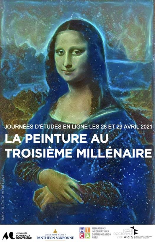 You are currently viewing La peinture au troisième millénaire