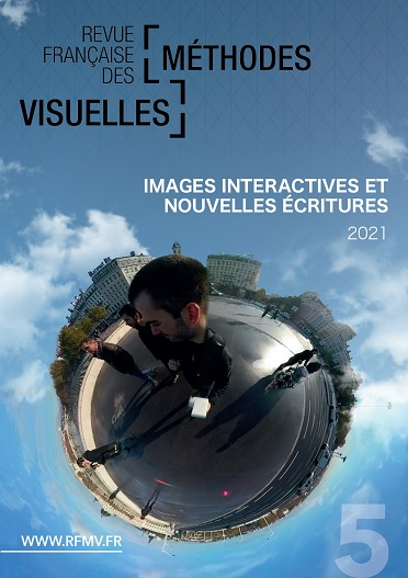 You are currently viewing Images interactives et nouvelles écritures, RFMV n°5