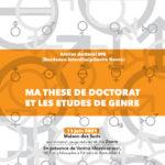 Atelier doctoral BIG - Ma thèse de doctorat et les études de genre